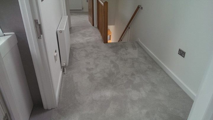 Cormar sensation luxury saxony carpet installation at a bespoke flat ...: actioncontractcarpets.sqwiz.co.uk/en-GB/a-29214/cormar-sensation...